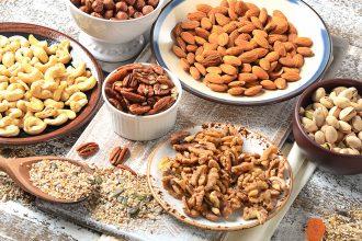 Orzechy – dlaczego warto je spożywać?